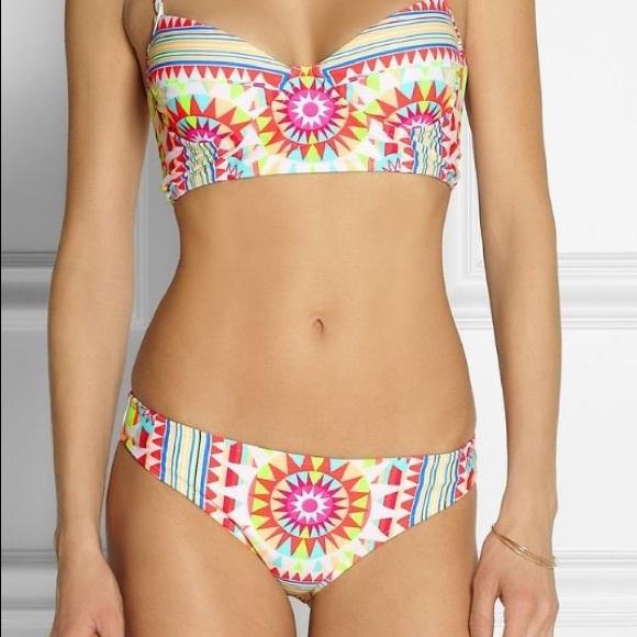 361530013c Swim | Mara Hoffman Size L Bikini | Poshmark